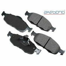 Disc Brake Pad Set-ProACT Ultra Premium Ceramic Pads Front Akebono ACT648