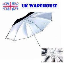 "UK Umbrella 33"" /83cm Professional Photographic Light Studio Diffuser Reflector"