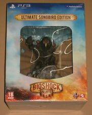 Bioshock Infinite Ultimate Songbird Limited Collectors Edition New PS3 UK PAL