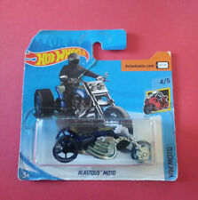 HOT WHEELS - BLASTOUS MOTO - SHORT CARTE - MOTO - FYC69 - R 5796