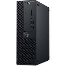 Dell OptiPlex 3070 SFF Desktop i7-9700 9th Gen 16GB RAM 500GB HDD W10PRO DVD-RW