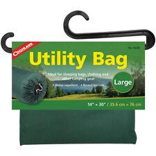 """Coghlan's Bolsa de utilidad, 14"""" X 30"""", repelente al agua de almacenamiento, Ropa De Camping"""