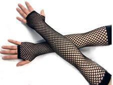 Fingerlose Party Handschuhe Netz Netzhandschuhe Neu L9001