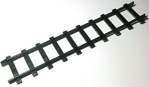 Faller O gauge plastic track section, straight, for garden railway 'Hit Train'