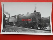 PHOTO  LMS 2-6-0 CRAB LOCO NO (4)2841