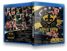 Official - WrestleCon 2018 Supershow - New Orleans, LA Event Blu-Ray