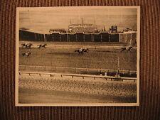 "1958 Washington DC International Horse Race ""Tudor Era"" & ""Sailor's Guide"" Photo"