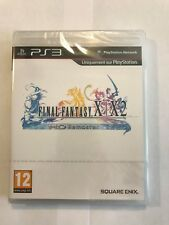 final fantasy x x-2 x2 hd remaster ps3 playstation 3 ps 3 neuf