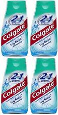 Colgate 2 in 1 Toothpaste & Mouthwash Icy Blast Liquid Gel, 4.6 oz (pack of 4)