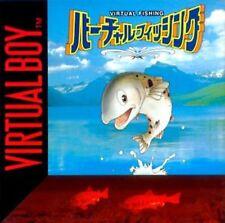Nintendo 3D Virtual Boy VIRTUAL FISHING Game Free Shipping w/Tracking# New Japan