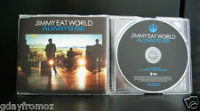 Jimmy Eat World - Always Be 2 Track CD Single