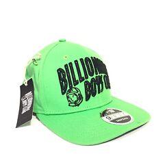 BILLIONAIRE BOYS CLUB Neon Green Logo New Era Snapback Racing Cap Hat (MSRP $60)