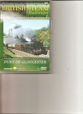 British Steam Railways (No.45) Duke Of Gloucester DVD