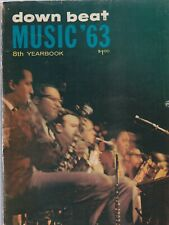 DOWNBEAT '63, 8TH YEARBOOK