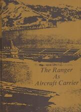 ☆* USS RANGER CVA-61 VIETNAM WAR DEPLOYMENT CRUISE BOOK YEAR LOG 1969 - NAVY *☆
