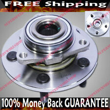 Front Wheel Hub Bearing for 02-05 Dodge RAM 1500 Truch w/Rear Wheel ABS 515072
