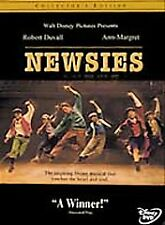 Newsies (DVD, 2002) DISNEY Robert Duvall CHRISTIAN BALE