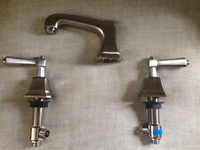 Justyna Collections Widespread Faucet with Lever Handles