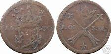 Suède, Charles XI, 1 Ore 1680!! - 4