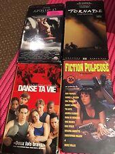Fiction Pulpeuse, Tornade, Danse ta vie, Appollo 13, FILMS video VHS EN FRANCAIS