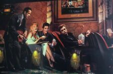 """SEALED LEGENDS OF THE SILVER SCREEN """"CLASSIC INTERLUDE"""" 1000 PIECE PUZZLE ELVIS"""