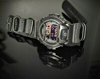 Casio G-shock DW-6900MS Military style Wrist Watch for Men BULLBAR