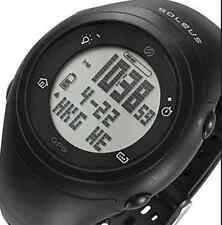 NEW SOLEUS FLY BLACK GPS WATCH