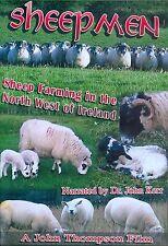 SHEEPMEN DVD - SHEEP FARMING IN NORTH WEST IRELAND Narrated by John Kerr
