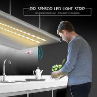 LED Under Cabinet Light 2835 12V Flexible 1M 2M 3M 4M 5M Kitchen Light Closet Wa