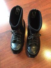 Women's Bogs rubber boots size 6 M black