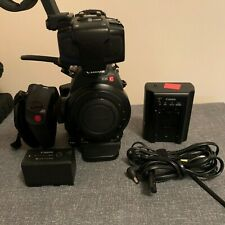 Canon EOS C100 Cinema Camcorder Body with Dual Pixel CMOS AF Feature