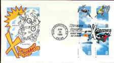 (3gk) FDC 3324a Extreme Sports - House of Far