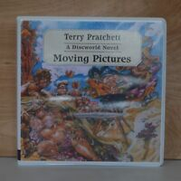 Moving Pictures: by Terry Pratchett - Unabridged Audiobook - 10CDs