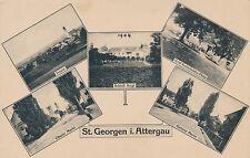 AK aus St.Georgen im Attergau, Oberösterreich   26/10/14