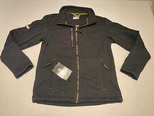 New Mens Regatta Tempered Fleece Jacket. Black size L. J30-63.