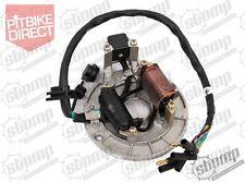 Stomp Pit Bike Stator Plate Generator Magneto 110 125 2 Coil Demon X