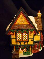 Dept 56 Dickens Village The Spider Box Locks - 58448 - Retired
