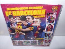 album futbol  fc barcelona 2012-2013 -  completo -  cromos