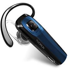 Toorun M26 Black Steel Waterproof Bluetooth Headset with Oem Jabra Car Charger
