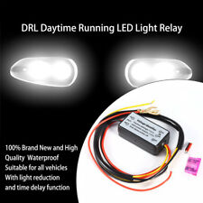 Daytime Car light LED DRL Relay Harness Automatic On Off Dimmer Dimming system