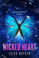 Wicked Heart (The Starcrossed Series) ~ Rayven, Leisa