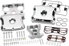 S & S Cycle 90-4095 Die Cast Rocker Covers Chrome