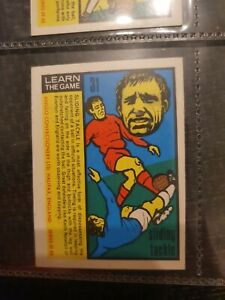 Learn the Game (Anglo Confectionary) - World Cup 70 - Keith Newton (Everton)