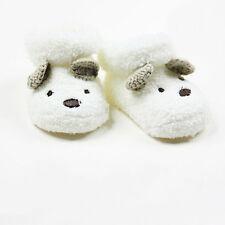 Soft Newborn Socks Unisex Baby Infant Lovely Bear Crib Shoes for 0 3 6 month