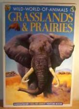 Grasslands and Prairies (Wild World of Animals),Michael Chinery, J. Butler