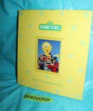 Sesame Street Big Bird Silver Plated Picture Photo Frame For 5 x 7
