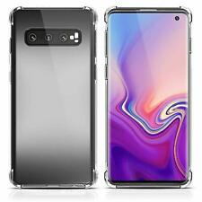 New CLEAR Case For Samsung Galaxy S10 S8 S20 Plus Ultra Silicone Gel Shockproof