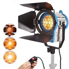 Studio Spotlight Dimmable 650W Fresnel Tungsten Professional Photo Lighting UK
