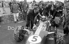 Jim Clark Lotus 49 Winner Dutch Grand Prix 1967 Photograph 4