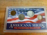 Americana Collection Indian  Barber Liberty #BLset
